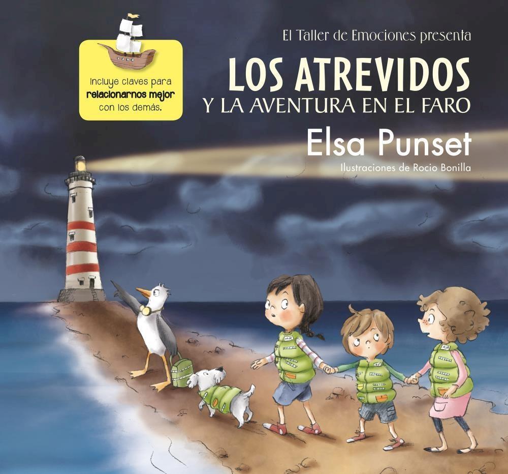 Papel Atrevidos Y La Aventura En El Faro