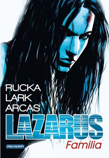 Comic Lazarus Tomo 01 Familia