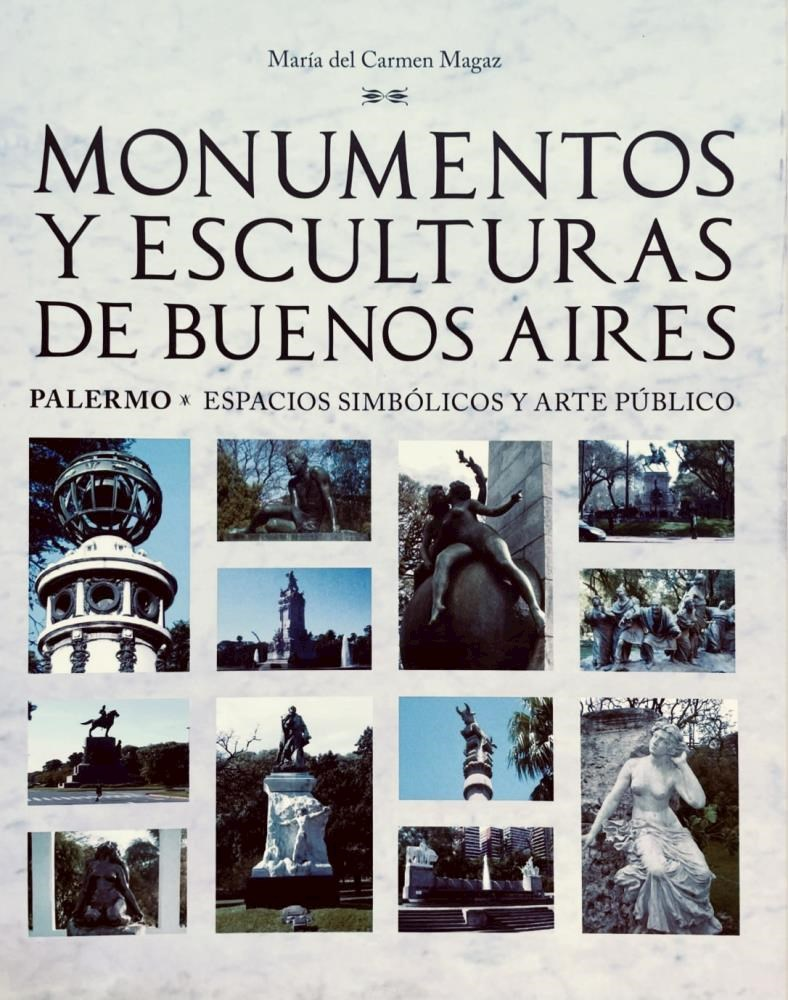 Papel Monumentos Y Esculturas De Buenos Aires Palermo