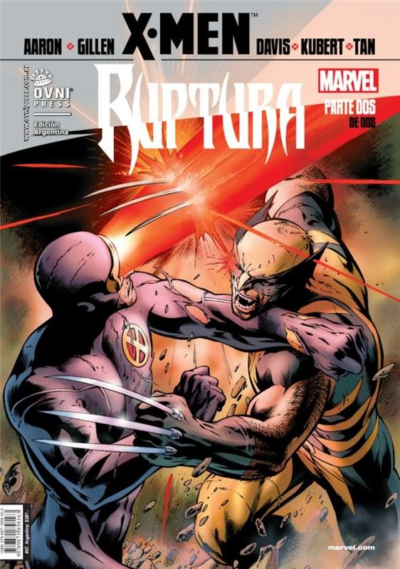 Comic X-Men 07 Ruptura 02