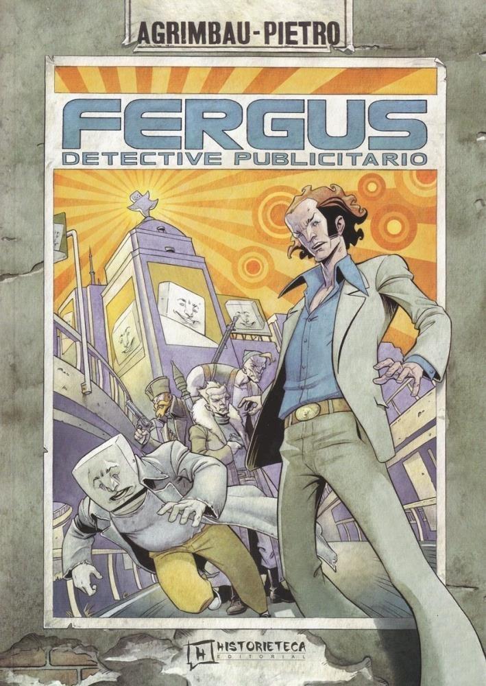 Comic Fergus, Detective Publicitario