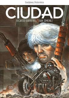 Comic Ciudad    - Edición Definitiva Con 5 Paginas Color-