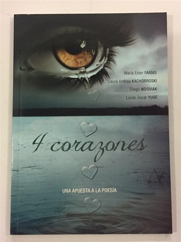 Papel 4 Corazones
