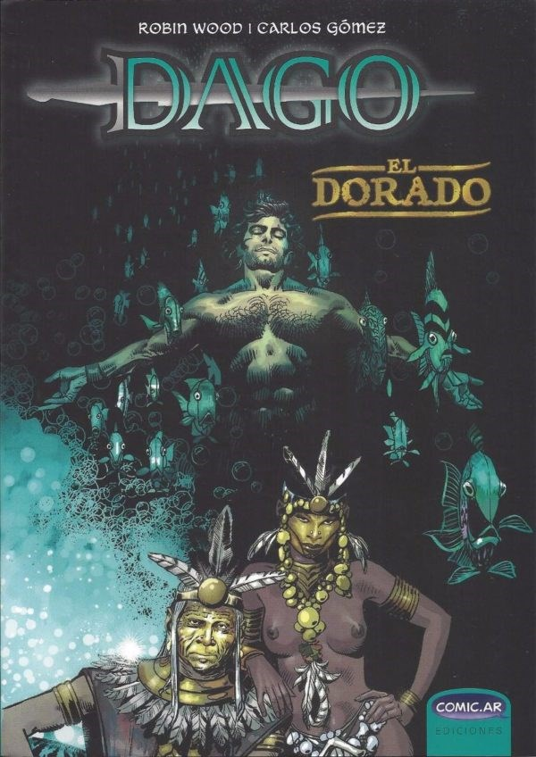 Comic Dago - El Dorado