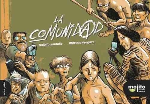 Comic La Comunidad