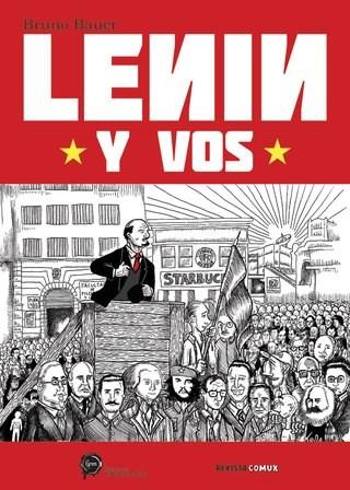 Comic Lenin Y Vos