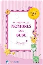 Papel El Libro De Los Nombres Del Bebe. Nenas