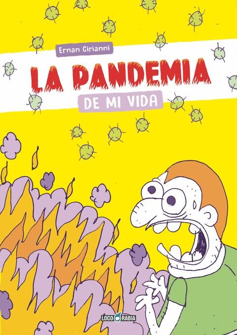Comic La Pandemia De Mi Vida