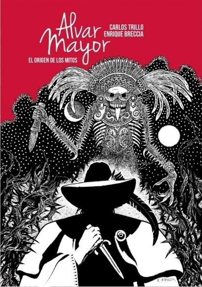 Comic Alvar Mayor 2 - El Origen De Los Mitos