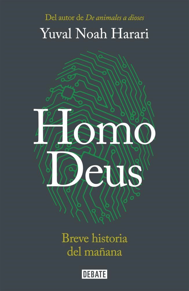 Papel Homo Deus. Breve Historia Del Ma?Ana