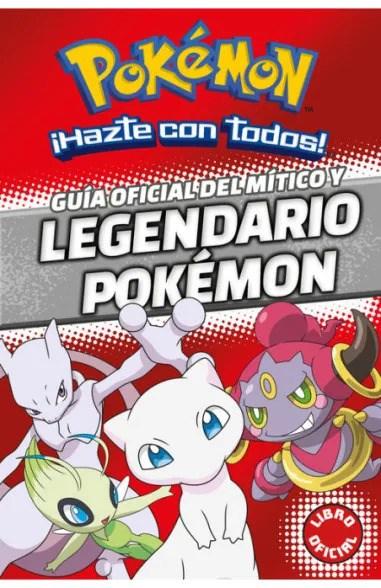 Papel Pokemon. Guia Oficial Del Mitico Y Legen