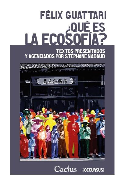 Papel Que Es La Ecosofia?