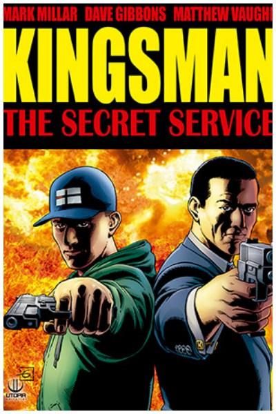 Comic Kingsman The Secret Service