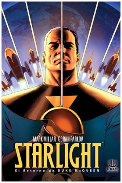 Comic Starlight: El Retorno De Duke Mcqueen