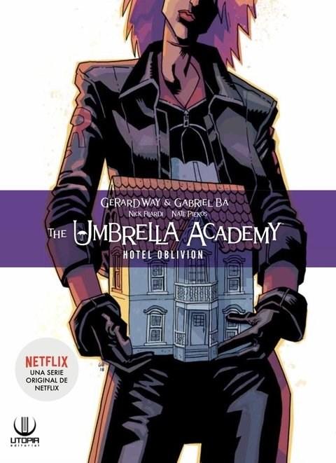 Comic The Umbrella Academy 03: Hotel Oblivion