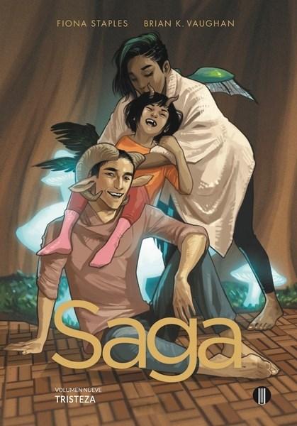 Comic Saga 09: Tristeza