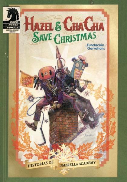 Comic Hazel & Cha Cha Save Christmas