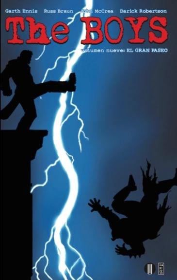 Comic The Boys 09 : El Gran Paseo