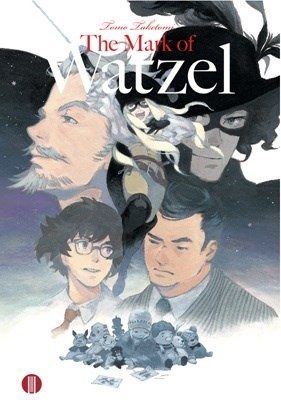 Manga The Mark Of Watzel