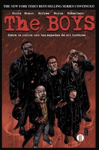 Comic The Boys 11