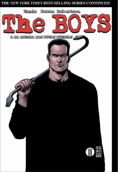 Comic The Boys 12