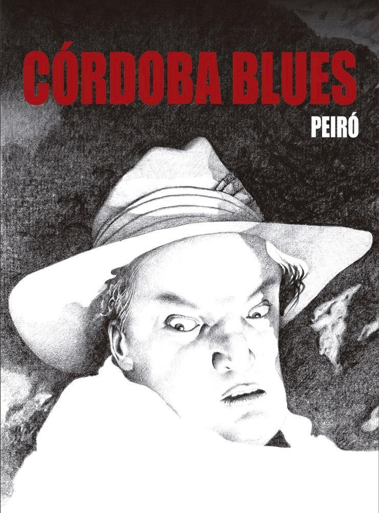 Comic Cordoba Blues