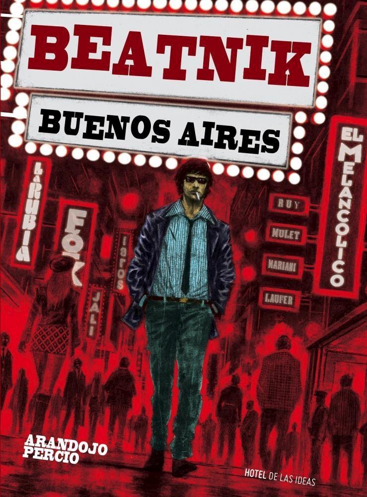 Comic Beatnik Buenos Aires