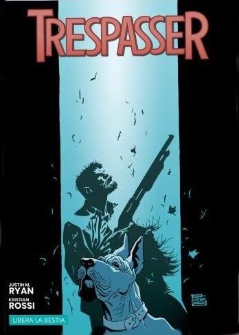 Comic Trespasser