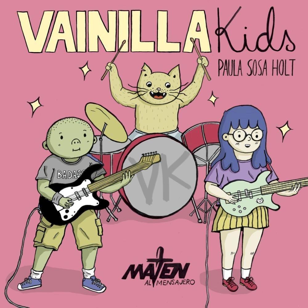 Comic Vainilla Kids
