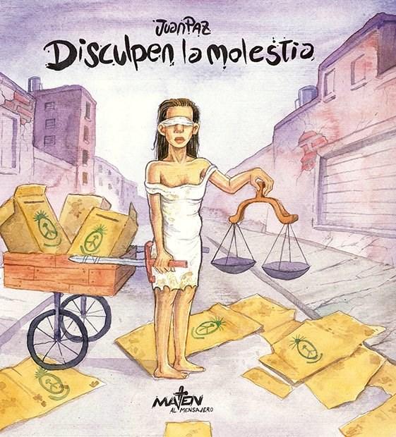 Comic Disculpen La Molestia