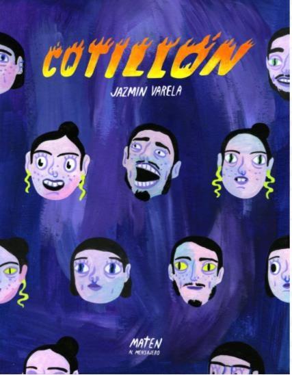 Comic Cotillón