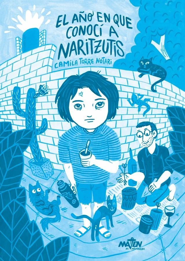 Comic El Año En Que Conocí A Naritzutis