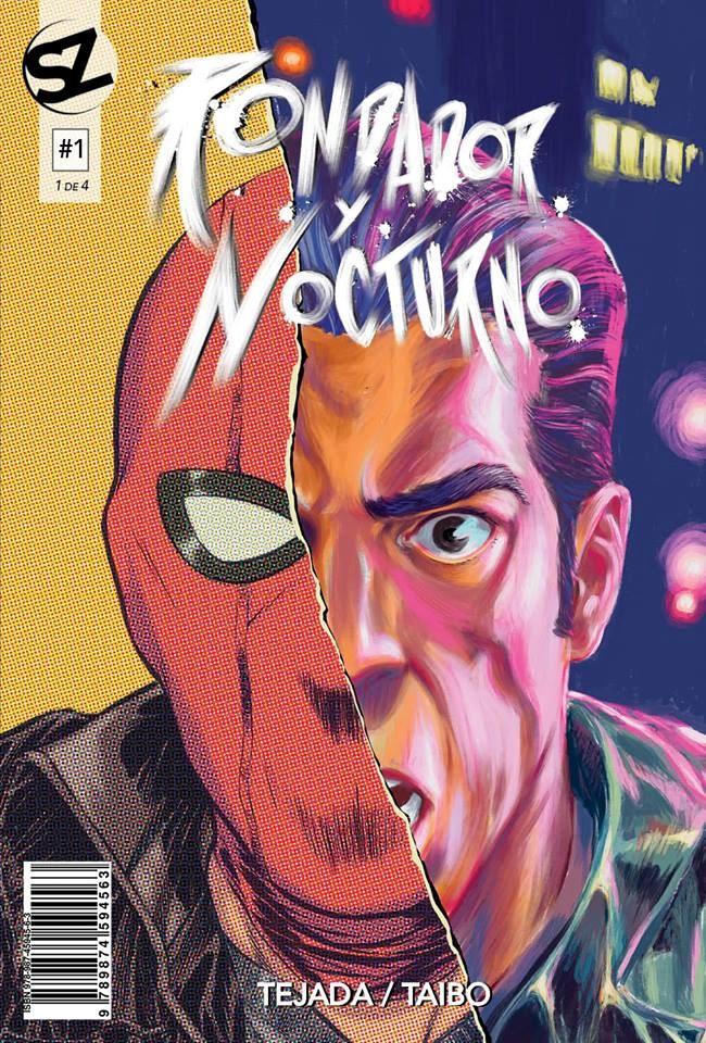 Comic Rondador Y Nocturno #1