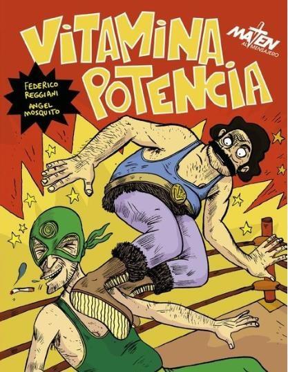 Comic Vitamina Potencia