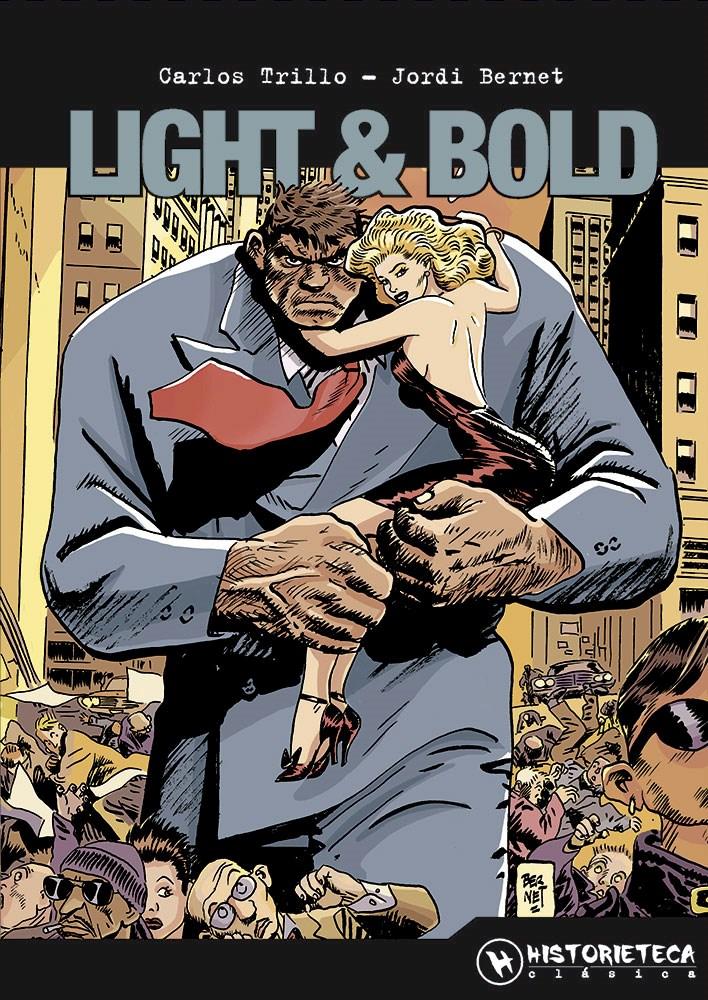 Comic Light & Bold