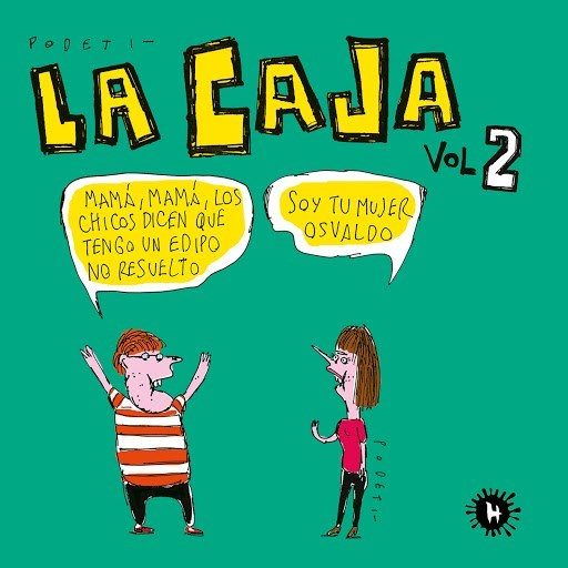 Comic La Caja Vol 2