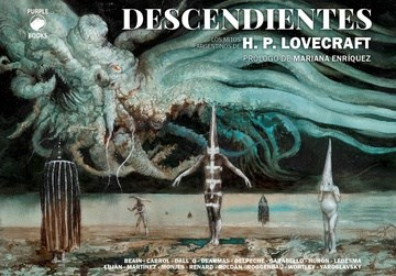 Comic Descendientes (H P Lovecraft)