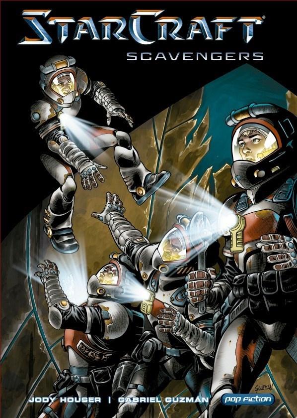 Comic Starcraft Scavengers
