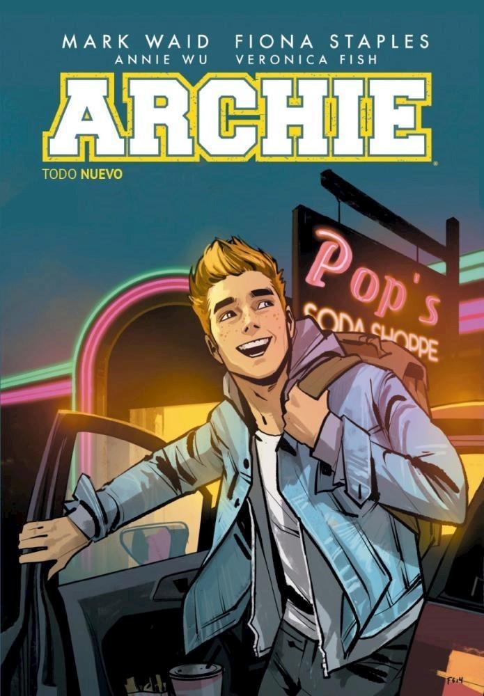 Comic Archie: Todo Nuevo