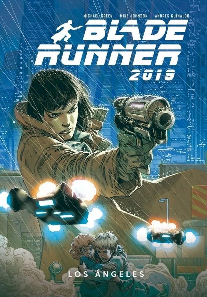 Comic Blade Runner 2019 Vol 1