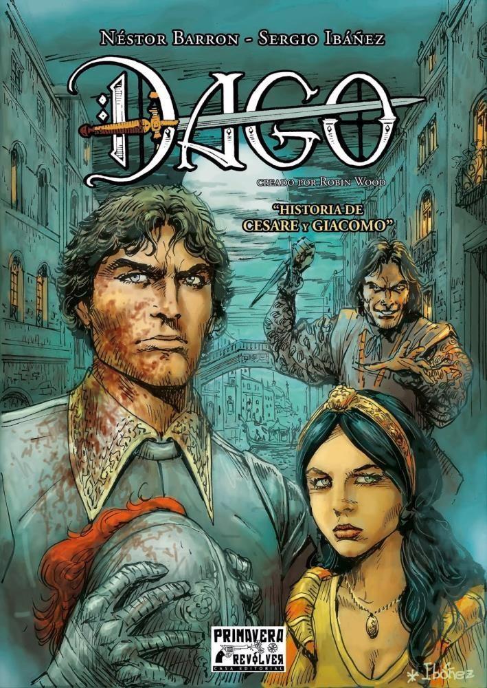 Comic Dago: Historia De Cesare Y Giacomo