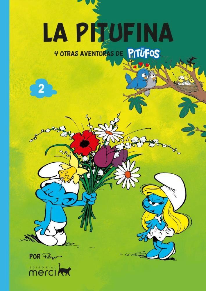 Comic Los Pitufos 02: La Pitufina