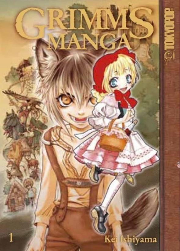 Manga Grimms Manga 01