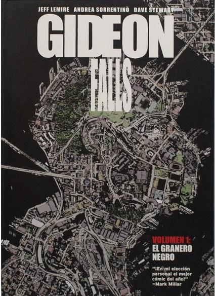 Comic Gideon Falls 01 El Granero Negro (Rustica)