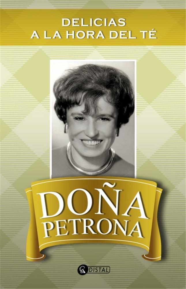 Papel Petrona - Delicias A La Hora Del Té