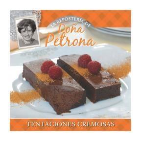 Papel Doña Petrona Coleccion Reposteria -7/Tentaciones Cremosas