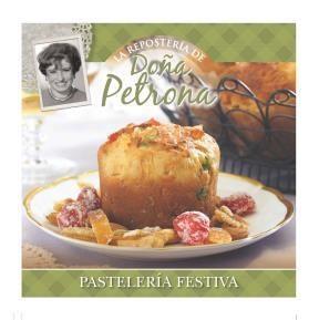 Papel Doña Petrona Coleccion Reposteria -16/Pasteleria Festiva