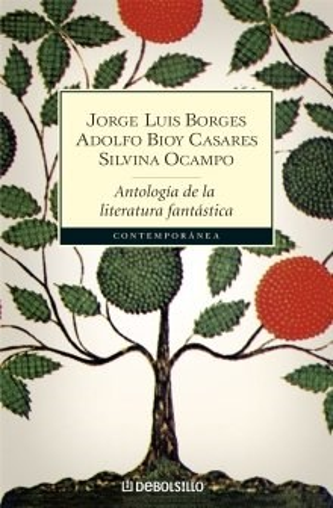Papel Antologia De La Literatura Fantastica