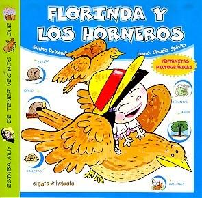 Papel Florinda Y Los Horneros