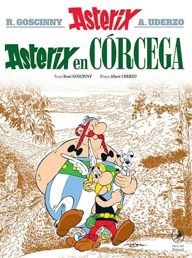 Papel Asterix En Corcega